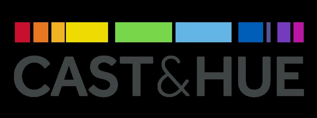 Cast & Hue logo