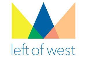 Left of West logo